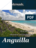 Landmarks and attractions in Anguilla