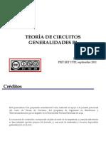 Generalidades de Electrotecnia Basica