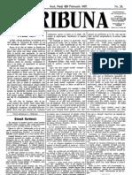 Tribuna 19 Februarie 1907