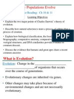 Lecture 16 How Populations Evolve Students.ppt
