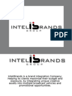 Intelibrands Group - Brand Integration Company