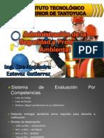 Administración de la seguridad y protección ambiental
