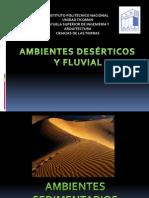 Ambiente Desertico y Fluvial 1