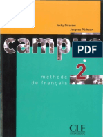 Campus 2 -Methode de Francais