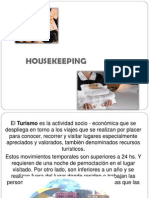 Introducción  a housekeeping