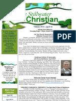 4/16/13 Newsletter