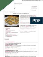 Feuilleté grec aux épinards _ la recette facile