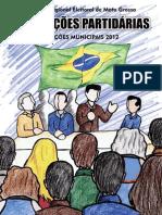 I - Cartilha Convenção Partidaria