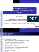 45301824 Outils Mathematiques Et Numeriques Pour La Physique