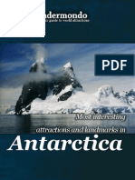 Landmarks and attractions in Antarctica