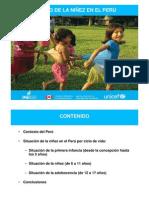 UNICEF - Estado de la Niñez en el Perú