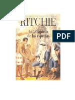 Ritchie Carson I. A.  - La búsqueda de las especias