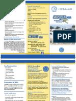 BPA MBA '10 Brochure