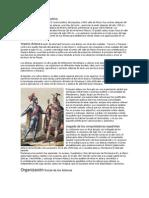 Historia de La Cultura Azteca