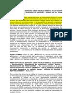 Efectos ex tunc de la Nulidad - 2010 - 41001-23-31-000-2003-00821-01(2603-08)