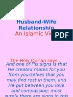 Husband Wife Relations