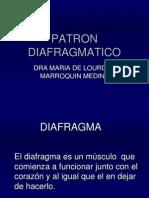 Patron Diafragmatico