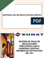 14 Sistema Detracciones (Spot)