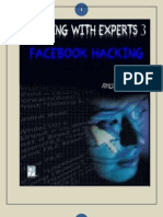 Hacking With Experts 3 (Facebook Hacking) by Anurag Dwivedi