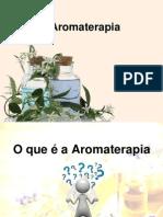 APRESENTAÇÃO AROMATERAPIA