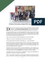Certamen Ciceronianum 2012