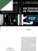 Dictionar de Psihiatrie LAROUSSE