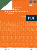 EL ESTADO Y LA GARANTÍA DEL DERECHO A LA ALIMENTACIÓN ADECUADA EN PARAGUAY - PortalGuarani