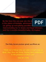 Imam Hussain (a) in the View of Famous Non-Muslims