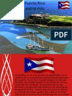 Simbolos Patrios de Puerto Rico