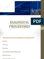 diagnosticprocedures-130123195023-phpapp01