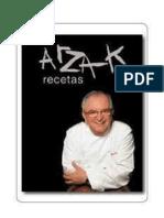 eBook --- Libros de Cocina - Arzak - Recetas de Arzak (Libro Con Acceso Directo a Recetas)