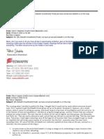 20090325 Email From Stapleton 1