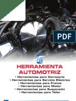 HERRAMIENTAS AUTOMOTRICES