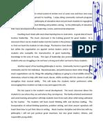 Philosophy of Music Education 2