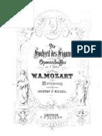 W.A.Mozart - Le nozze di Figaro