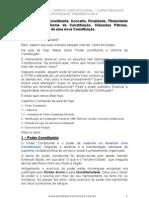 Aula 02 - Dir Const - Frederico Dias