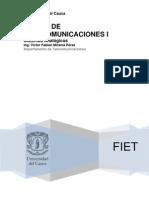 Documento Clase - Teoria de Telecomunicacion I VM