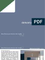 Guías Decoración Interiorismo Y Diseño By Dekoracion