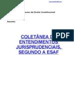 Coletanea Jurisp Esaf Dconstitucional