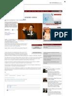 01-03-2013 Aristóteles Sandoval asume como gobernador de Jalisco