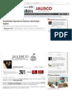 04-03-2013 Aristóteles Sandoval estrena identidad digital