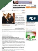 21-03-2013 Aristóteles ratifica a Nájera como fiscal general