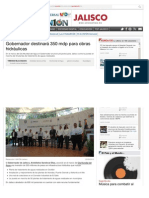 22-03-2013 Gobernador destinará 350 mdp para obras hidráulicas