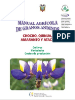 Manual Agricola Granos Andinos 2012