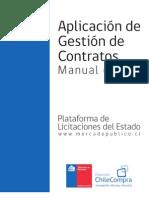 Manual Gesti n de Contratos CHILE COMPRAS