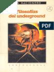 Filosofias Del Underground Racionero Luis