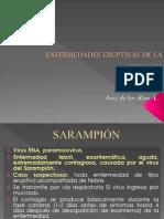 Enfermedades Eruptivas de La Infancia.pptcopia Alumnos