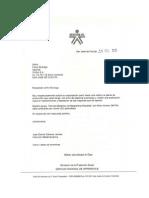 Documentos Para Visitas Al Sena