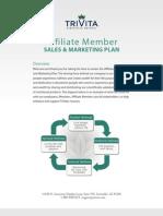 TriVita Sales & Marketing Plan