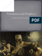 Providence and Prophecy -- Daniel 5